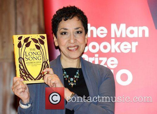 Andrea Levy 'The Long Song' 2010 Man Booker...