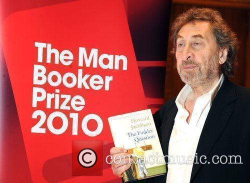 Howard Jacobson 'The Finkler Question' 2010 Man Booker...