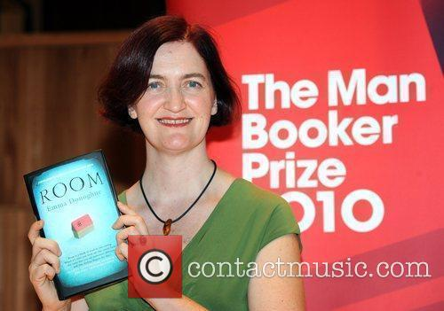 Emma Donoghue 'Room' 2010 Man Booker Prize for...