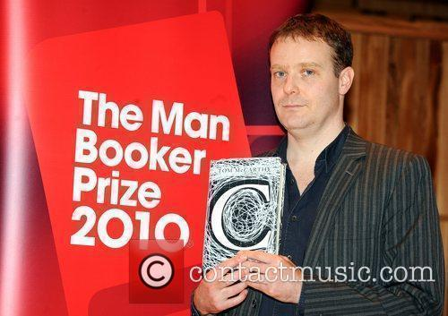 Tom McCarthy 'C' 2010 Man Booker Prize for...