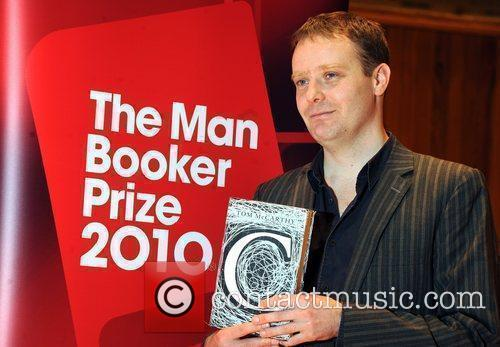 Tom Mccarthy and Booker Prize 1