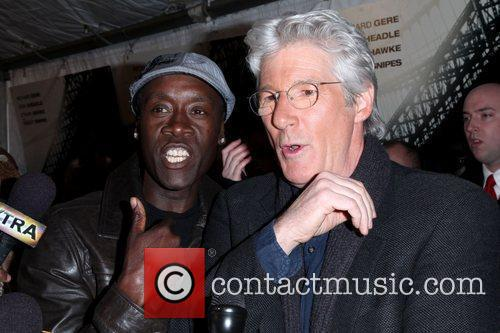 Don Cheadle and Richard Gere 8