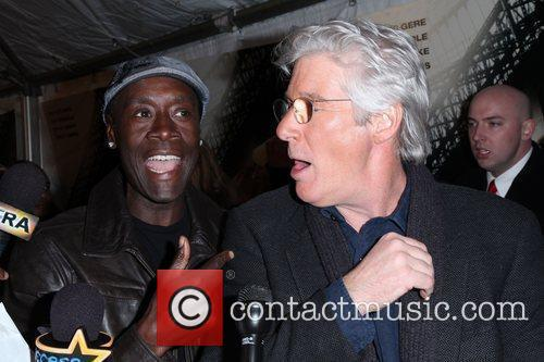Don Cheadle and Richard Gere 5