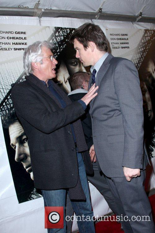 Richard Gere and Ethan Hawke 6