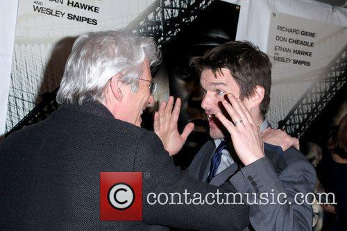 Richard Gere and Ethan Hawke 4
