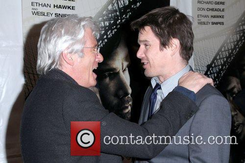 Richard Gere and Ethan Hawke 3