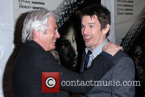 Richard Gere and Ethan Hawke 2