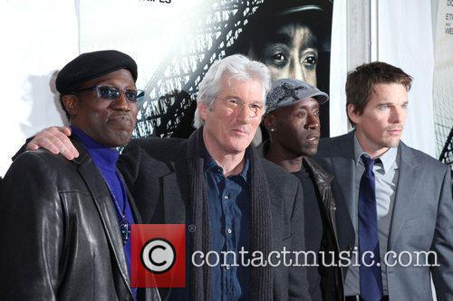 Wesley Snipes, Don Cheadle, Ethan Hawke and Richard Gere 1
