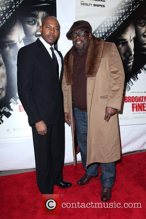 New York premiere of 'Brooklyn's Finest' at AMC...