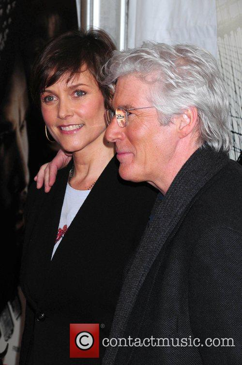 Carey Lowell and Richard Gere 1