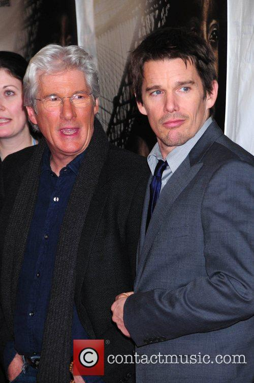 Richard Gere and Ethan Hawke 1
