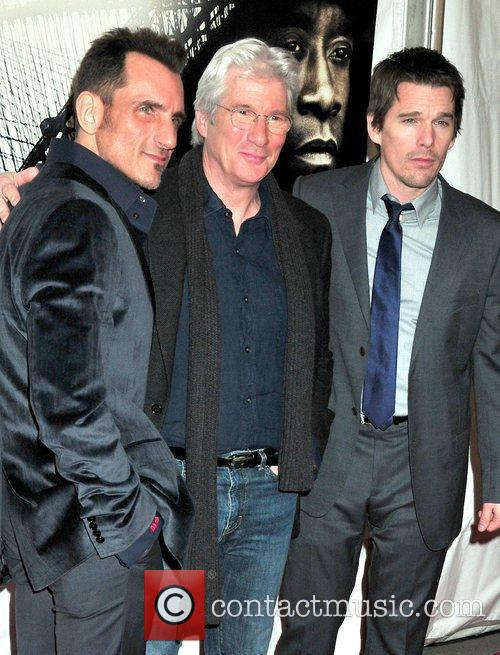 Wass Stevens and Richard Gere 5