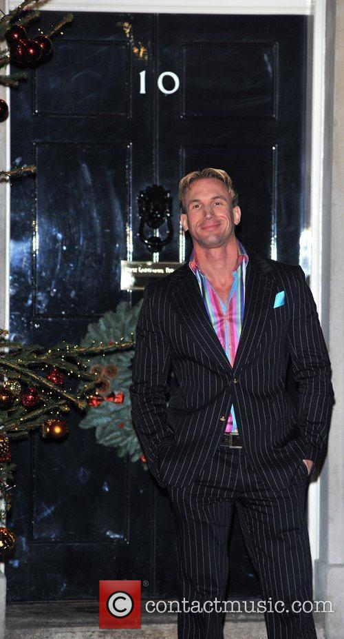 Embarrassing bodies presenter Christian Jessen Sarah Brown's Downing...