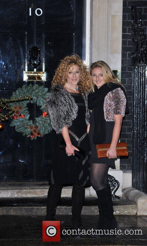 Kelly Hoppen and guest Sarah Brown's Downing Street...