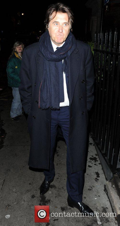 Bryan Ferry,  at Bryan Ferry's album launch,...