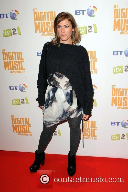 Cerys Matthews BT Digital Music Awards at The...