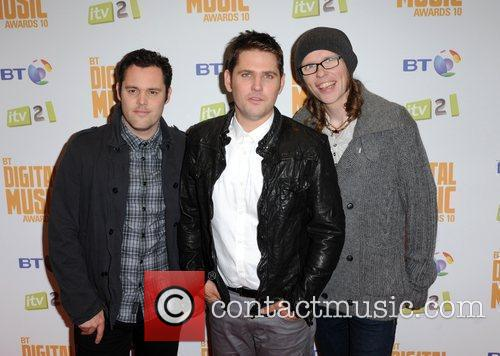 BT Digital Music Awards at The Roundhouse -...