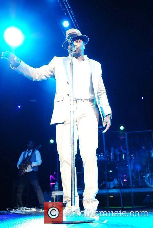 Performs live during the Budweiser Superfest at American...
