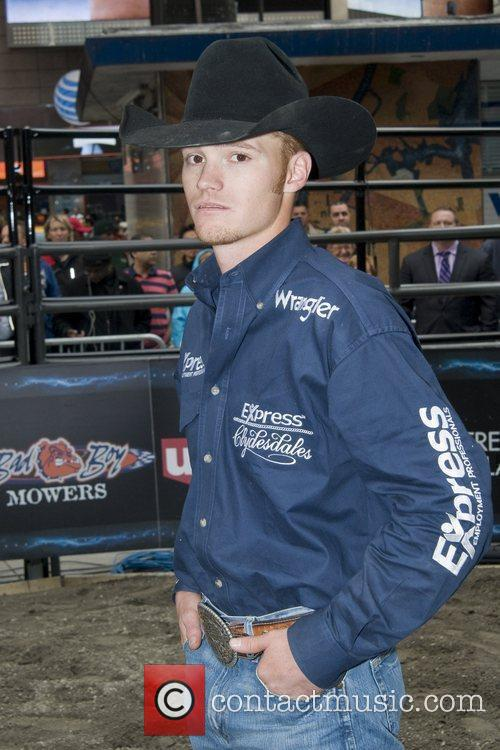 The Professional Bull Riders 'Built Ford Tough Road...