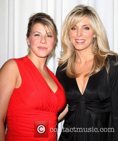 Jodie Sweetin and Marla Maples 1