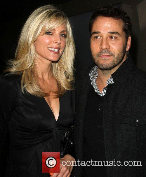 Marla Maples and Jeremy Piven 1