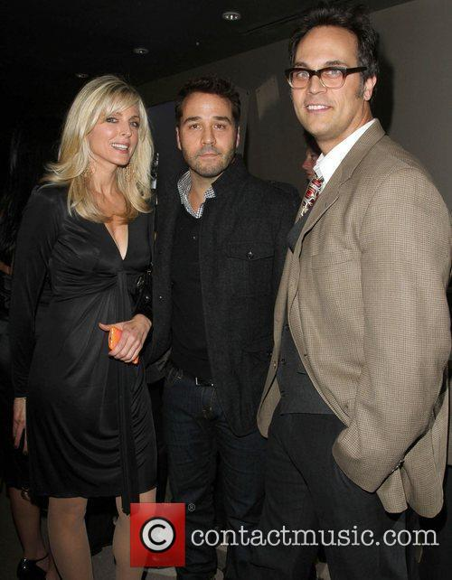 Marla Maples and Jeremy Piven 7