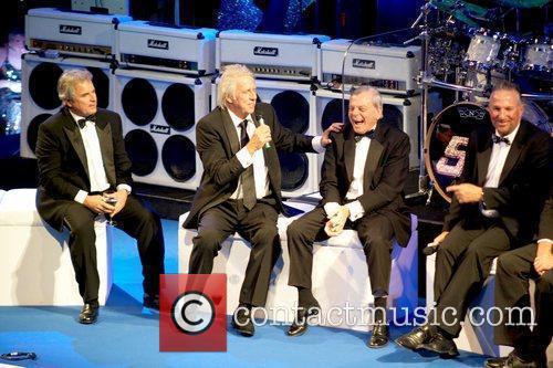Alan Lamb, Jeff Thomson, Dickie Bird and Sir...