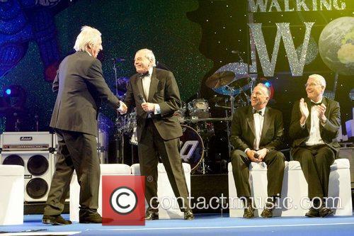 Jeff Thomson, Dickie Bird and Sir Ian Botham...