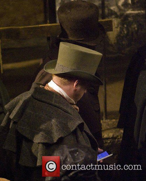 Simon Pegg, Andy Serkis