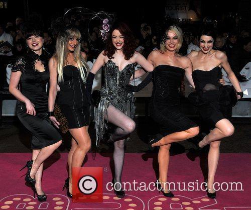 The Hurly Burly Girls Burlesque - UK film...