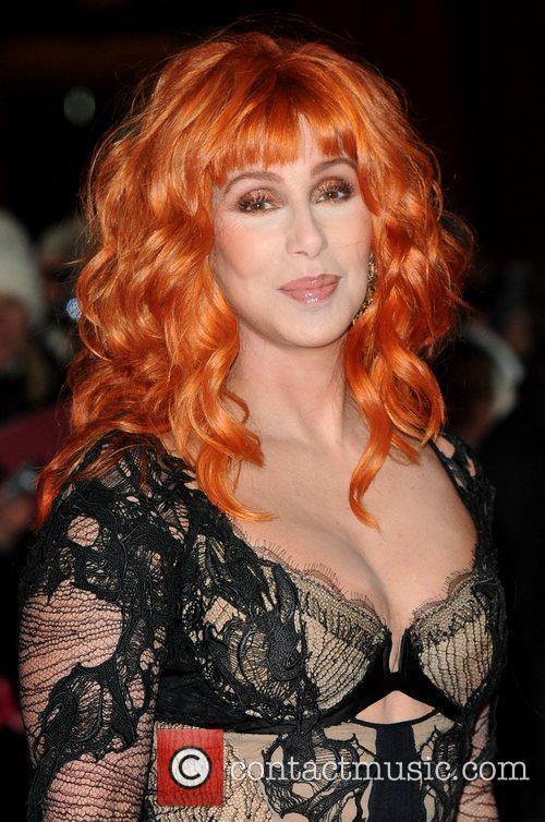 Cher Burlesque Premiere
