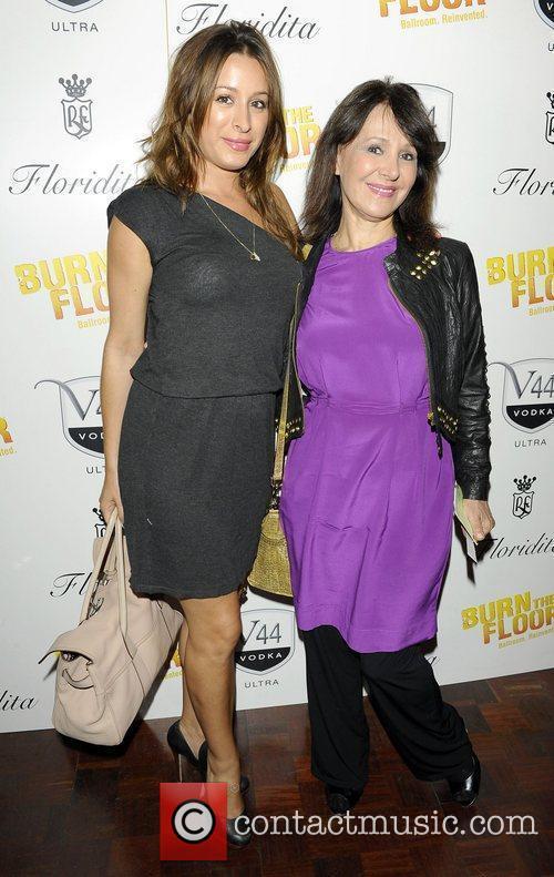 Arlene Phillips And Her Daughter and Arlene Phillips 7