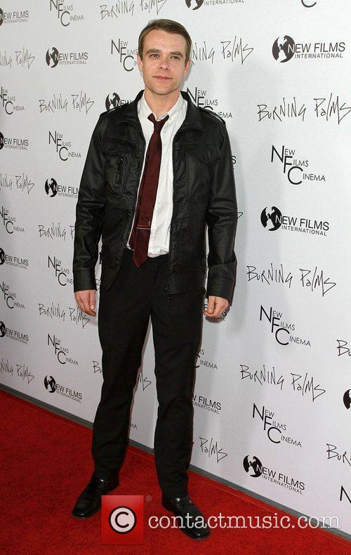 Nick Stahl the 'Burning Palms' Los Angeles premiere,...