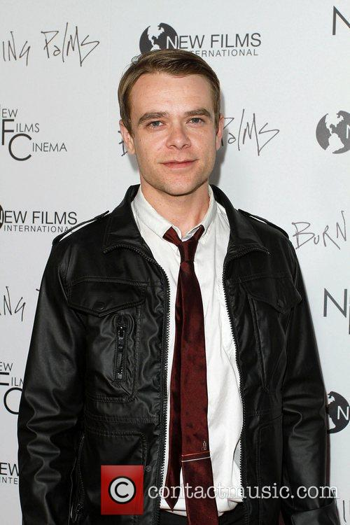 Nick Stahl, Burning Palms Premiere