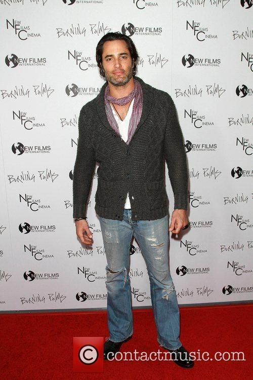 Victor Webster the 'Burning Palms' Los Angeles premiere,...