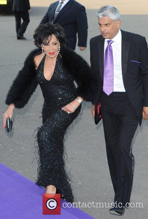 Dame Shirley Bassey The Caudwell Children Butterfly Ball...