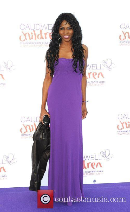 Sinitta The Caudwell Children Butterfly Ball held at...