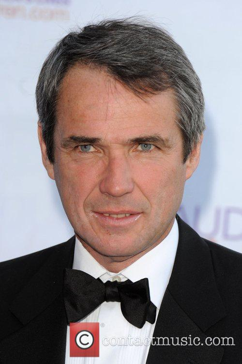 Alan Hansen The Caudwell Children Butterfly Ball held...