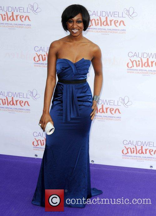 Beverley Knight The Caudwell Children Butterfly Ball held...