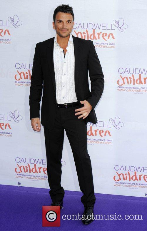 The Caudwell Children Butterfly Ball held at the...