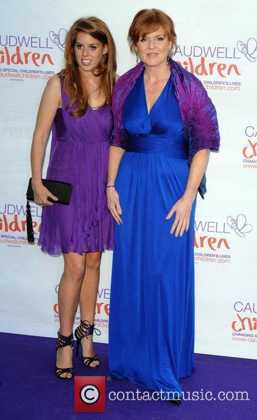 Sarah Ferguson and Princess Beatrice 9