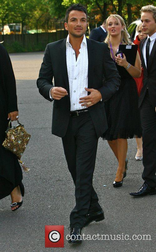 Peter Andre The Caudwell Children Butterfly Ball held...