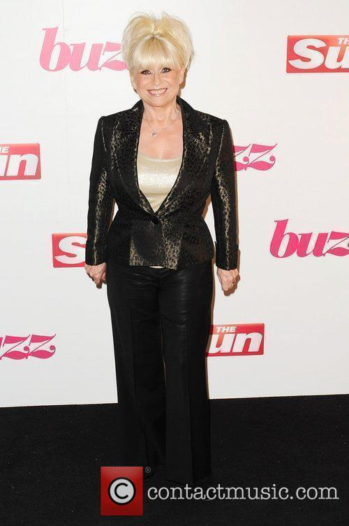Barbara Windsor,  attends The Sun's new magazine...
