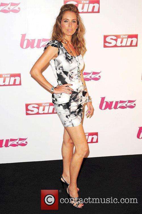 Jasmin O'Hara,  attends The Sun's new magazine...
