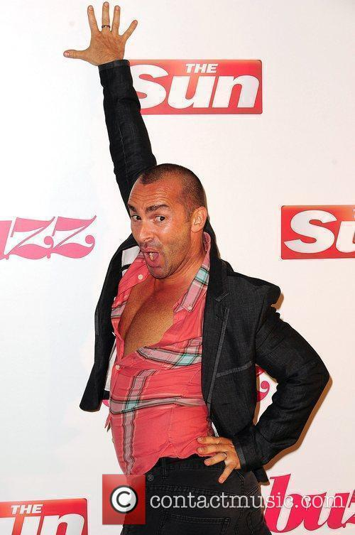 Louie Spence,  attends The Sun's new magazine...