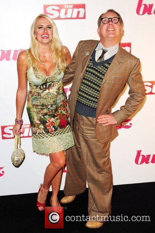 Nancy Sorrell and Vic Reeves 3