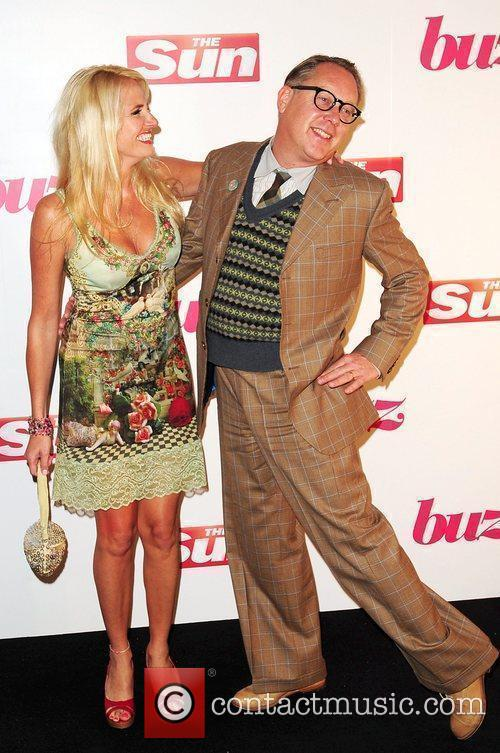 Nancy Sorrell and Vic Reeves 5
