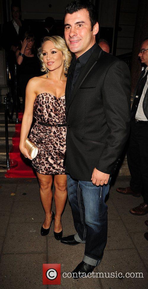 Joe Calzaghe & Kristina Rihanoff The Sun's new...