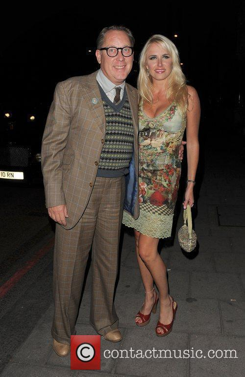 Vic Reeves and Nancy Sorrell 9