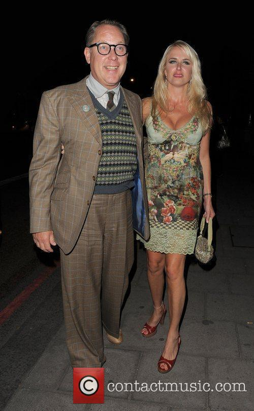Vic Reeves and Nancy Sorrell 10